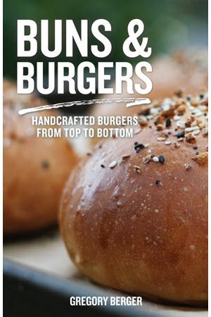 Cover of Burgers and Buns by Gregory Berger