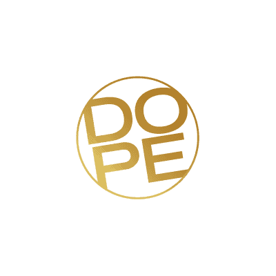 D.O.P.E Logo