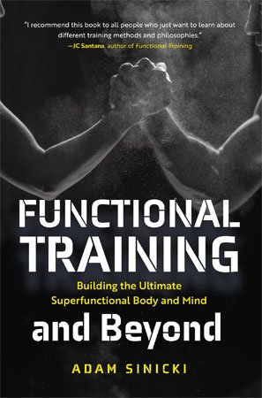 Functional Training and Beyond by Adam Sinicki cover