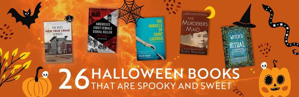 Halloween Books That Are Spooky and Sweet