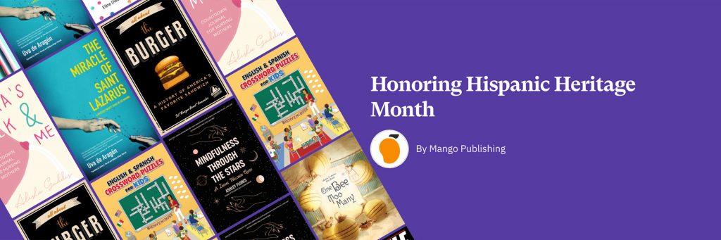 Hispanic Heritage Month reading list