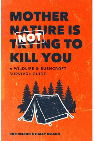 Cover of Mother Nature is Not Killing You