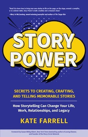 Story Power by Kate Farrell