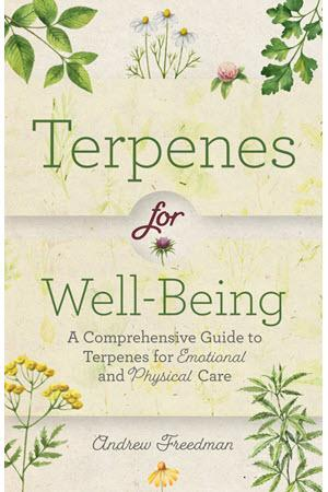 Cover of Terpenes for Well-Being