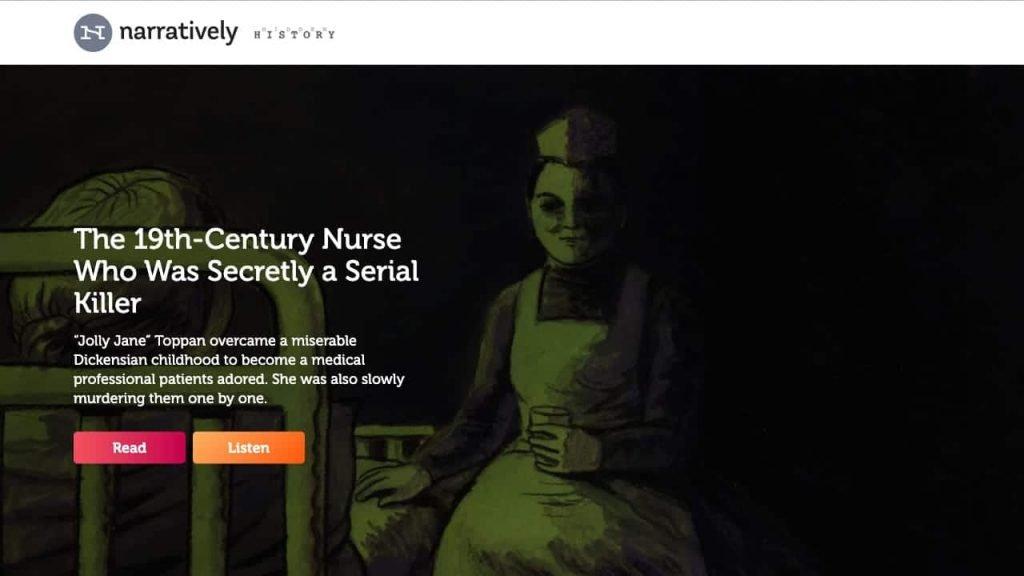 The 19th-Century Nurse Who Was Secretly a Serial Killer