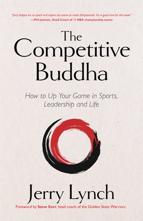 The Competitive Buddha by Jerry Lynch cover