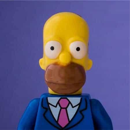 The Homer Simpson Reading List