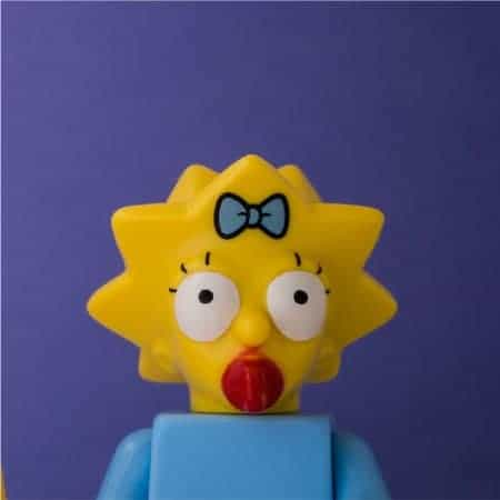 The Maggie Simpson Reading List