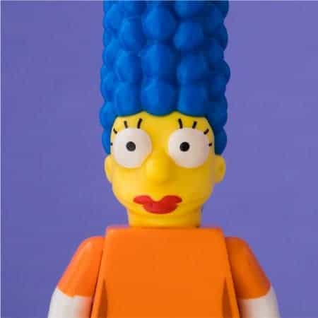 The Marge Simpson Reading List
