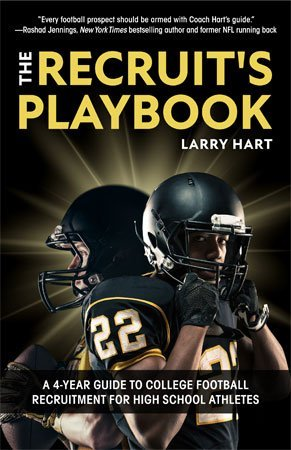 The Recruit's Playbook by Larry Hart cover