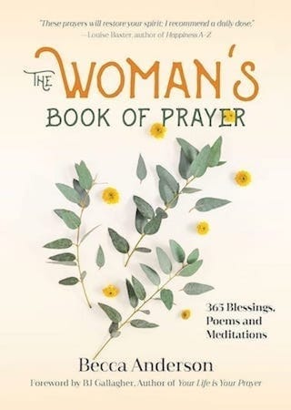 The Woman's Book of Prayer by Becca Anderson