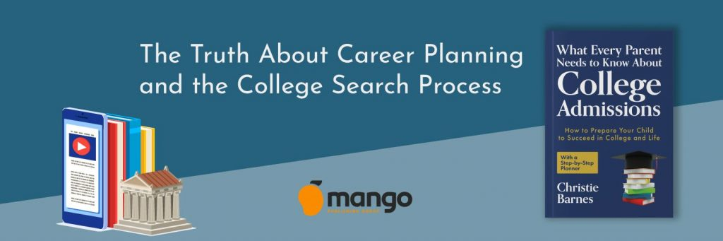 What Every Parent Needs to Know About College Admissions Press Kit Banner