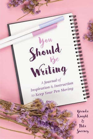 You Should Be Writing by Brenda Knight and Nita Sweeney